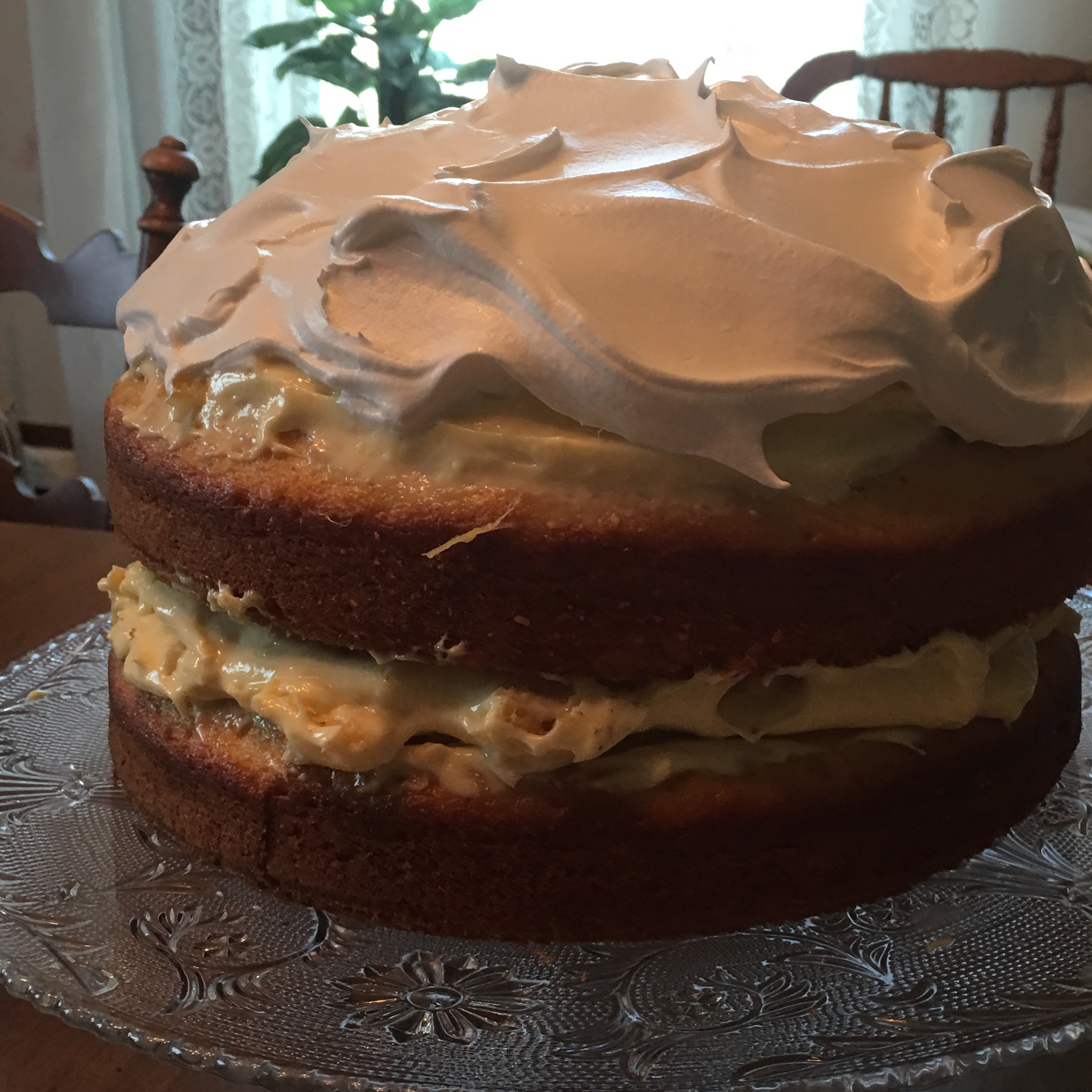 Millionaire's Cake