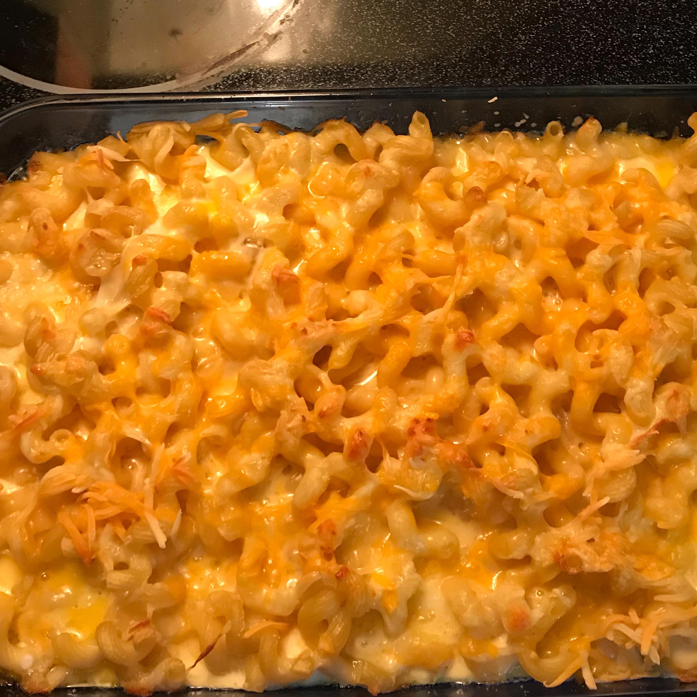 Four Cheese Macaroni and Cheese Joy