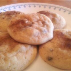 Helen's Raisin Drop Cookies April