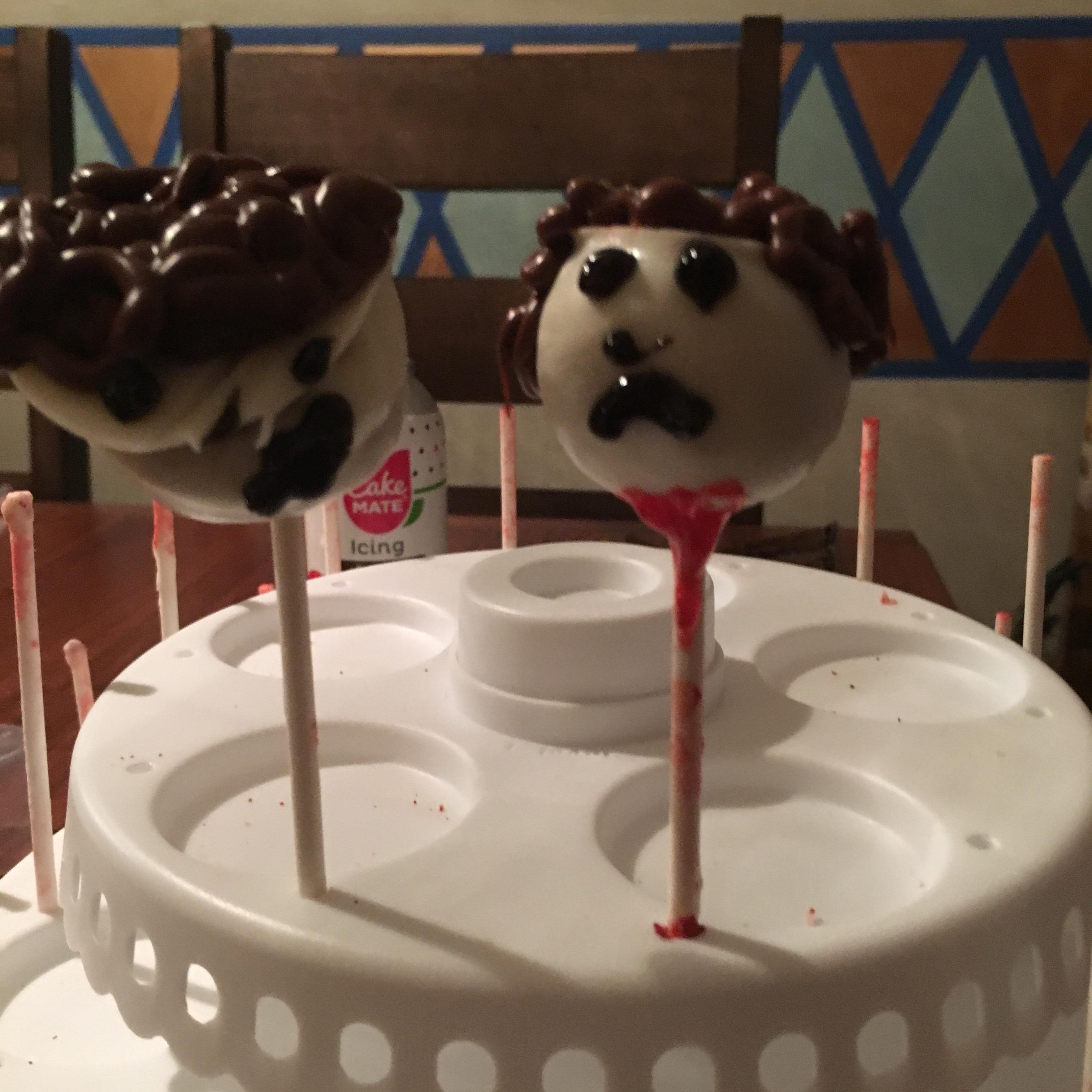 Simple Cake Pops ibrahimtamerm