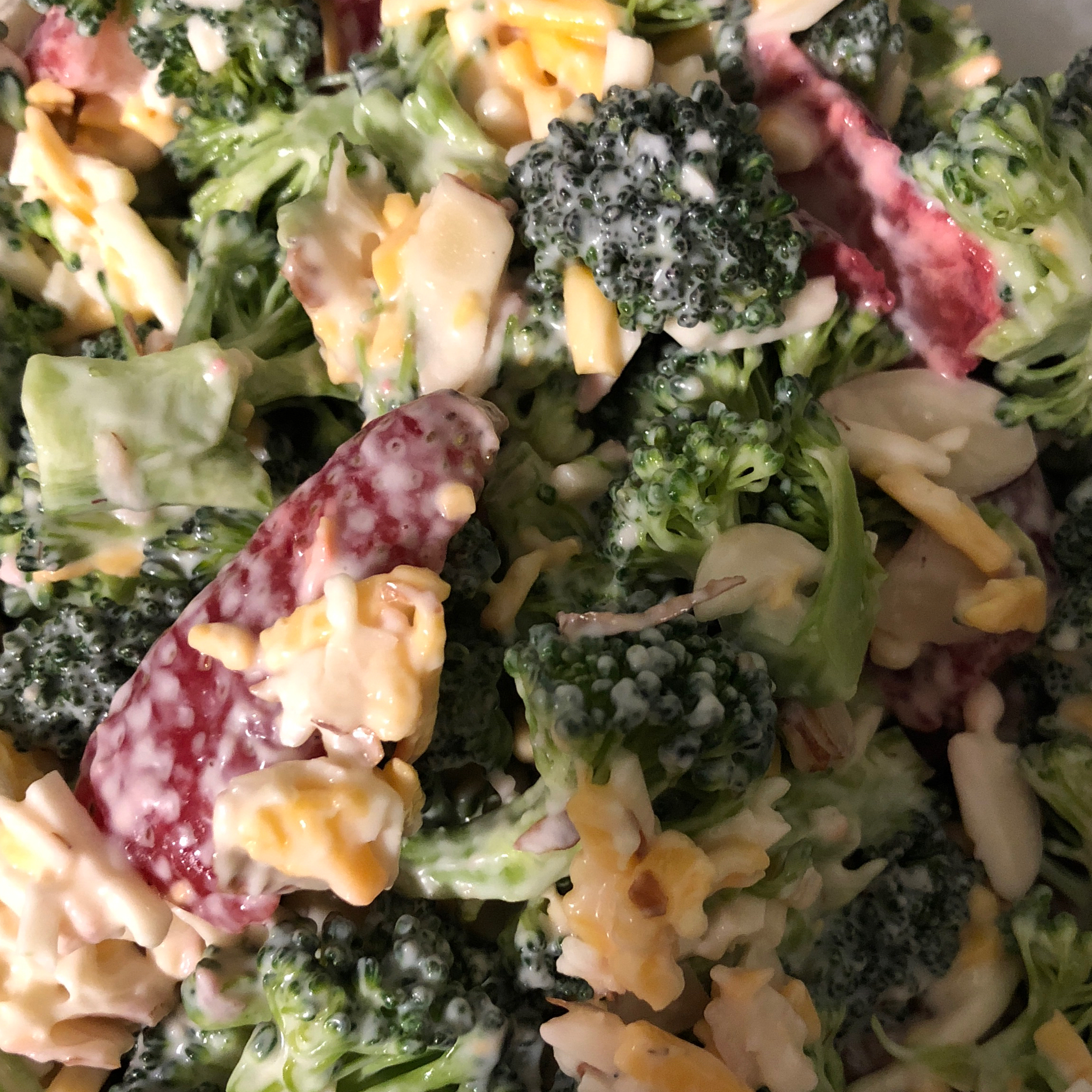 Broccoli Strawberry Salad Trenton
