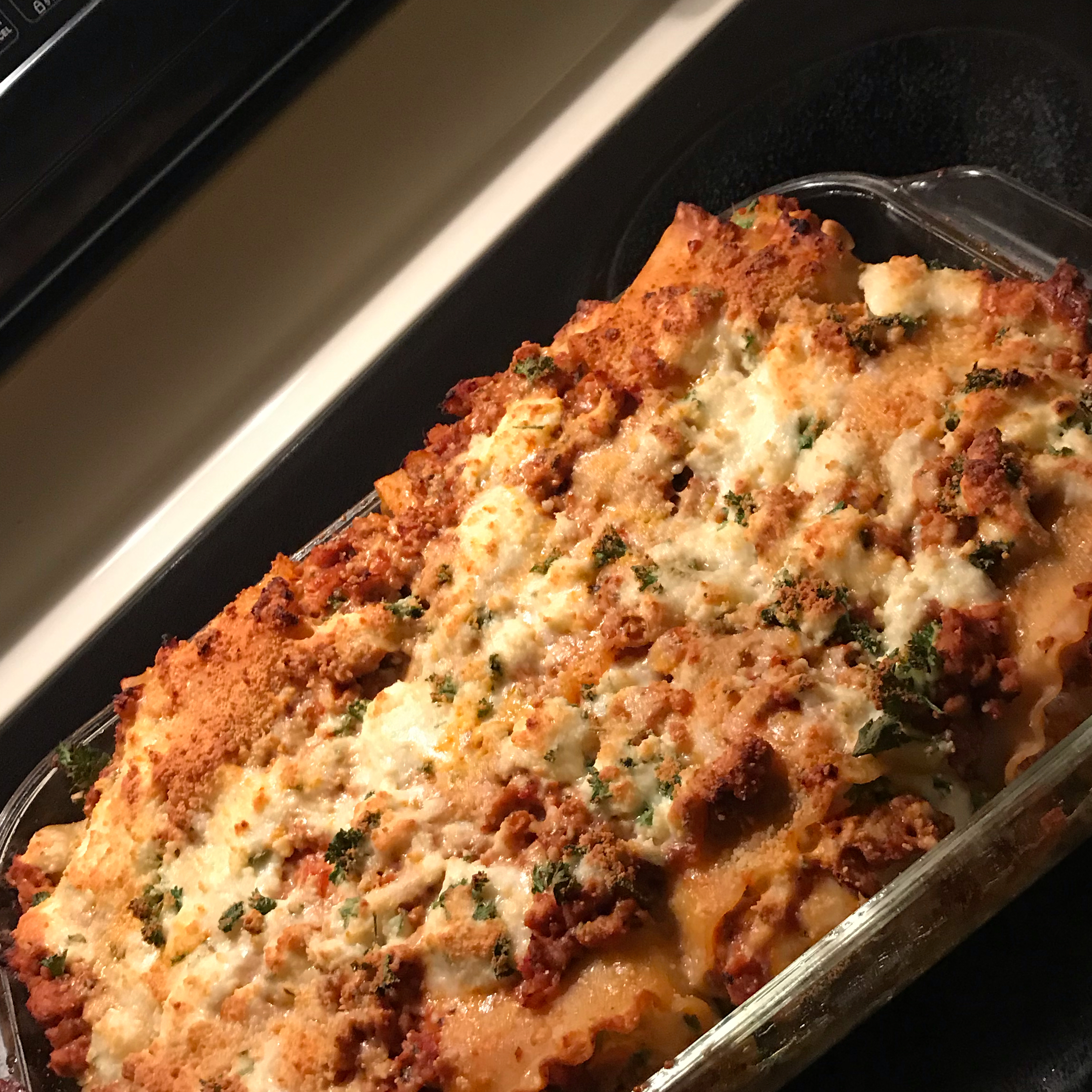 Lasagna Roll Ups II Pea Daja