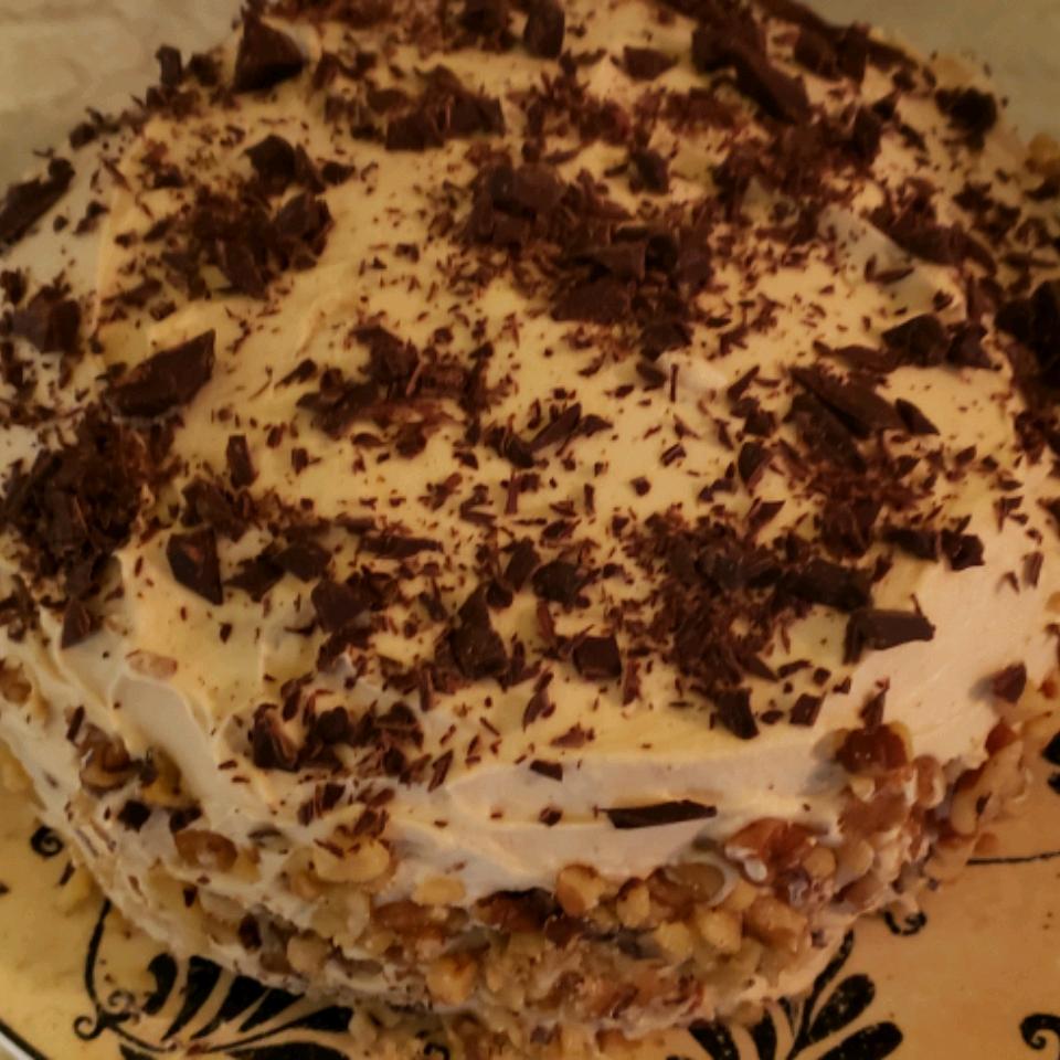 Chocolate Torte Carla Gomez