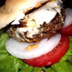 Tex-Mex Burger with Cajun Mayo Bergy