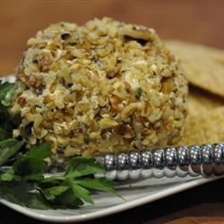 Aunt Rose's Cheese Ball TUGGLY