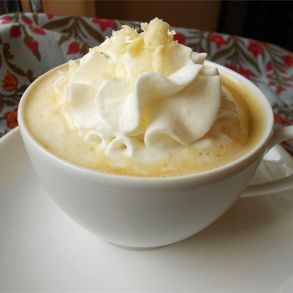 Abbey's White Chocolate Latte