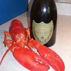 Champagne Lobster Christine Laliberte