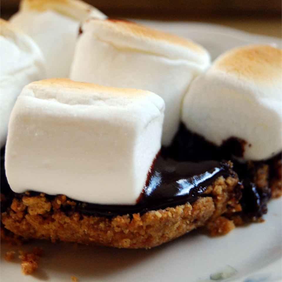 Chocolate Ganache S'mores
