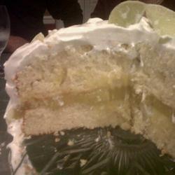 Key Lime Cake I Milly Suazo-Martinez