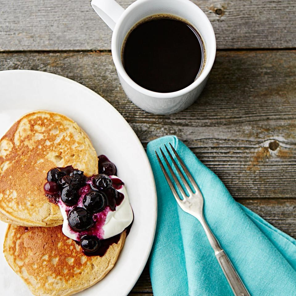Barley Oat Pancakes