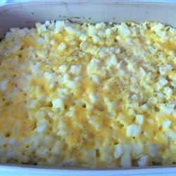 Gourmet Cheese Potatoes
