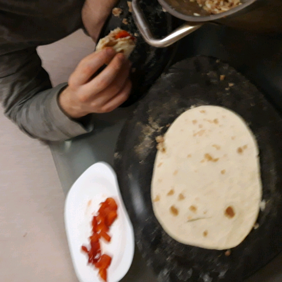 Thick-Style Flour Tortillas Christopher Pierce