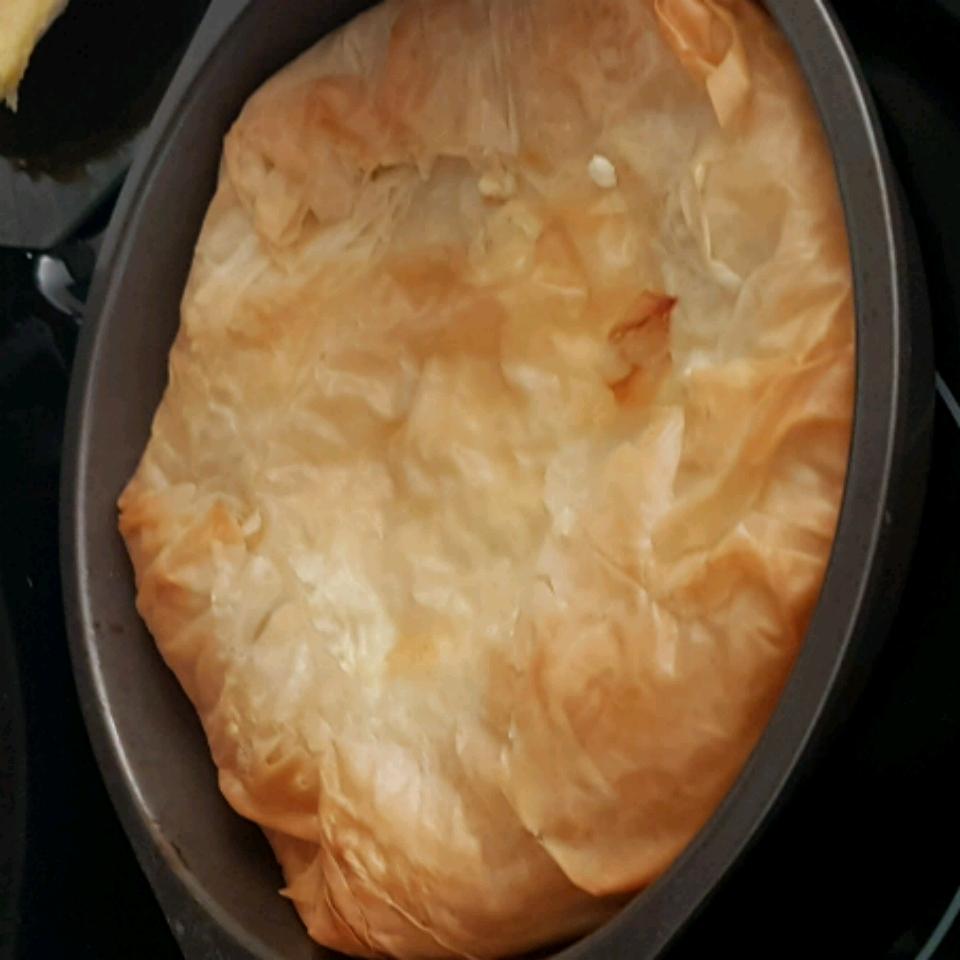 Feta Cheese Burek (Phyllo Dough) CandyCorineG