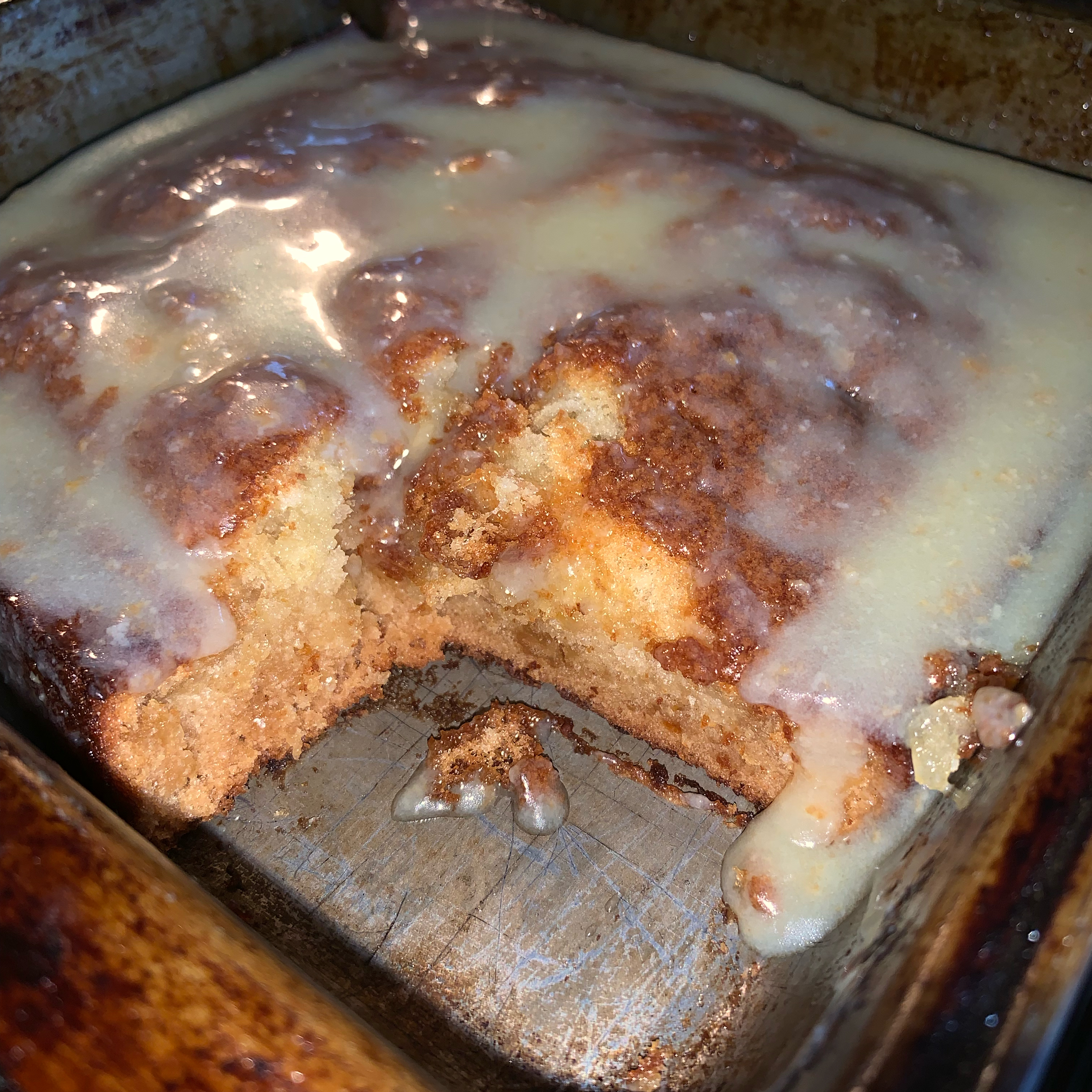 Ginger Malva Pudding