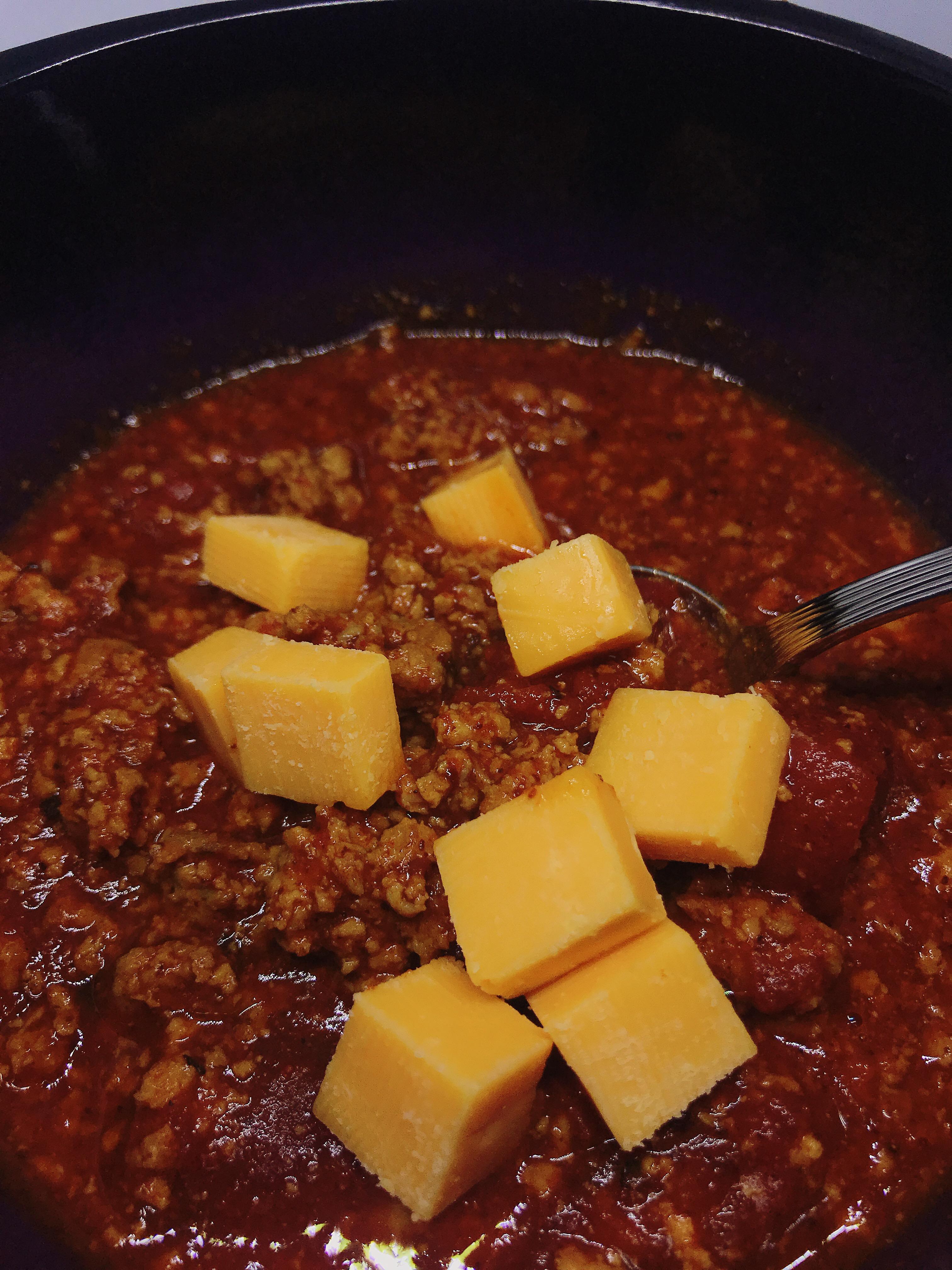 Instant Pot® No-Bean Turkey Chili