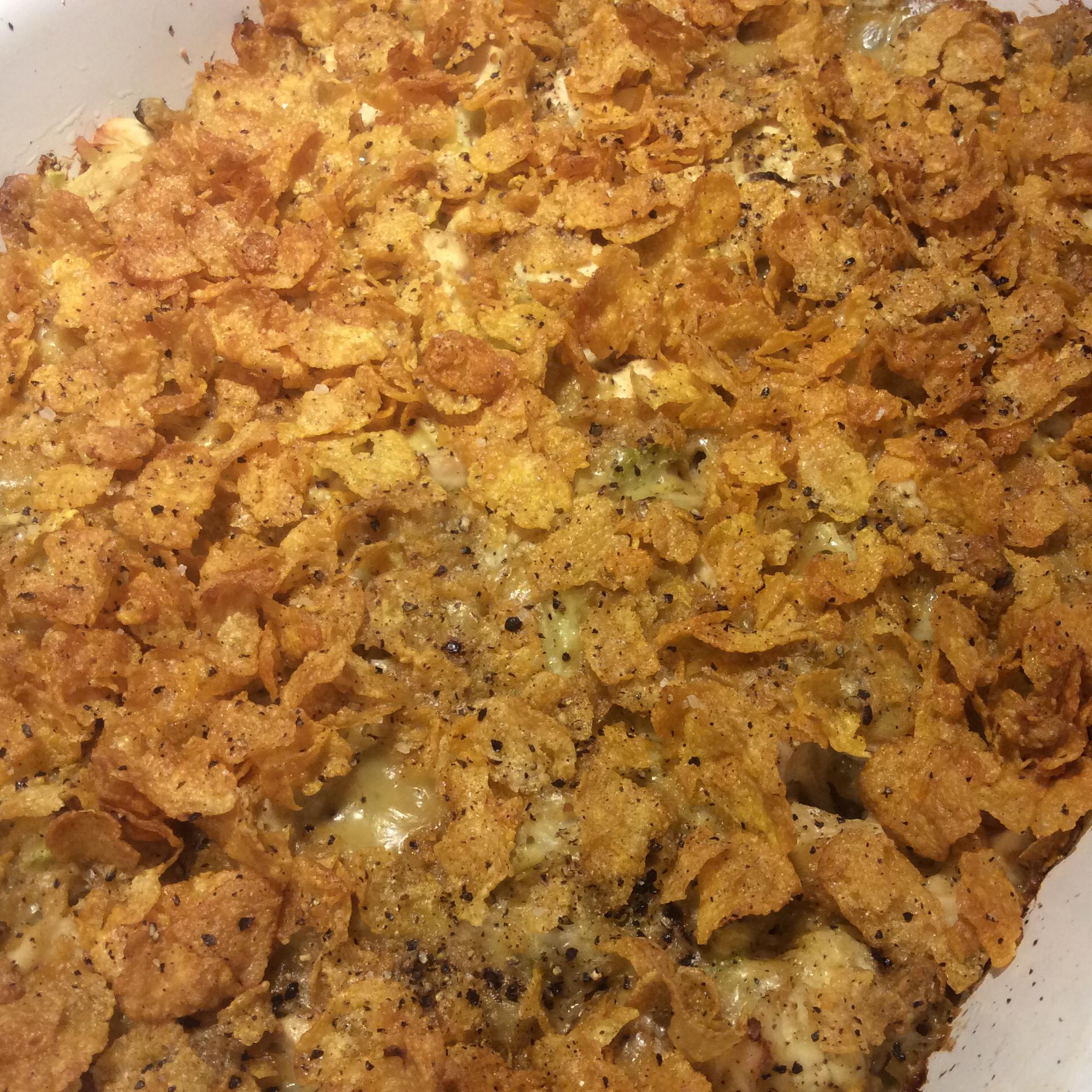 Cornflake Chicken Casserole JoAnne
