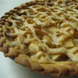 Aunt Shirley's Dietetic Pie Alli