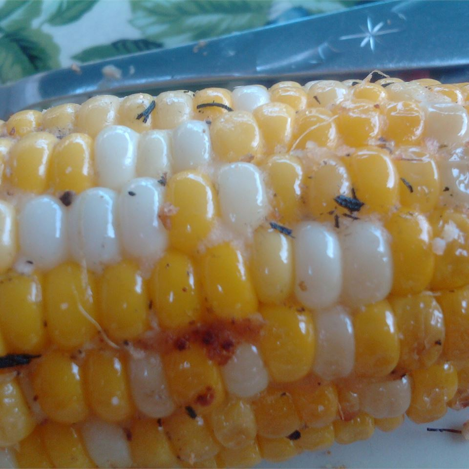 Sweet Grilled Corn treetree