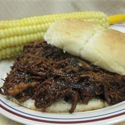Slow Cooker Pulled Pork Roast