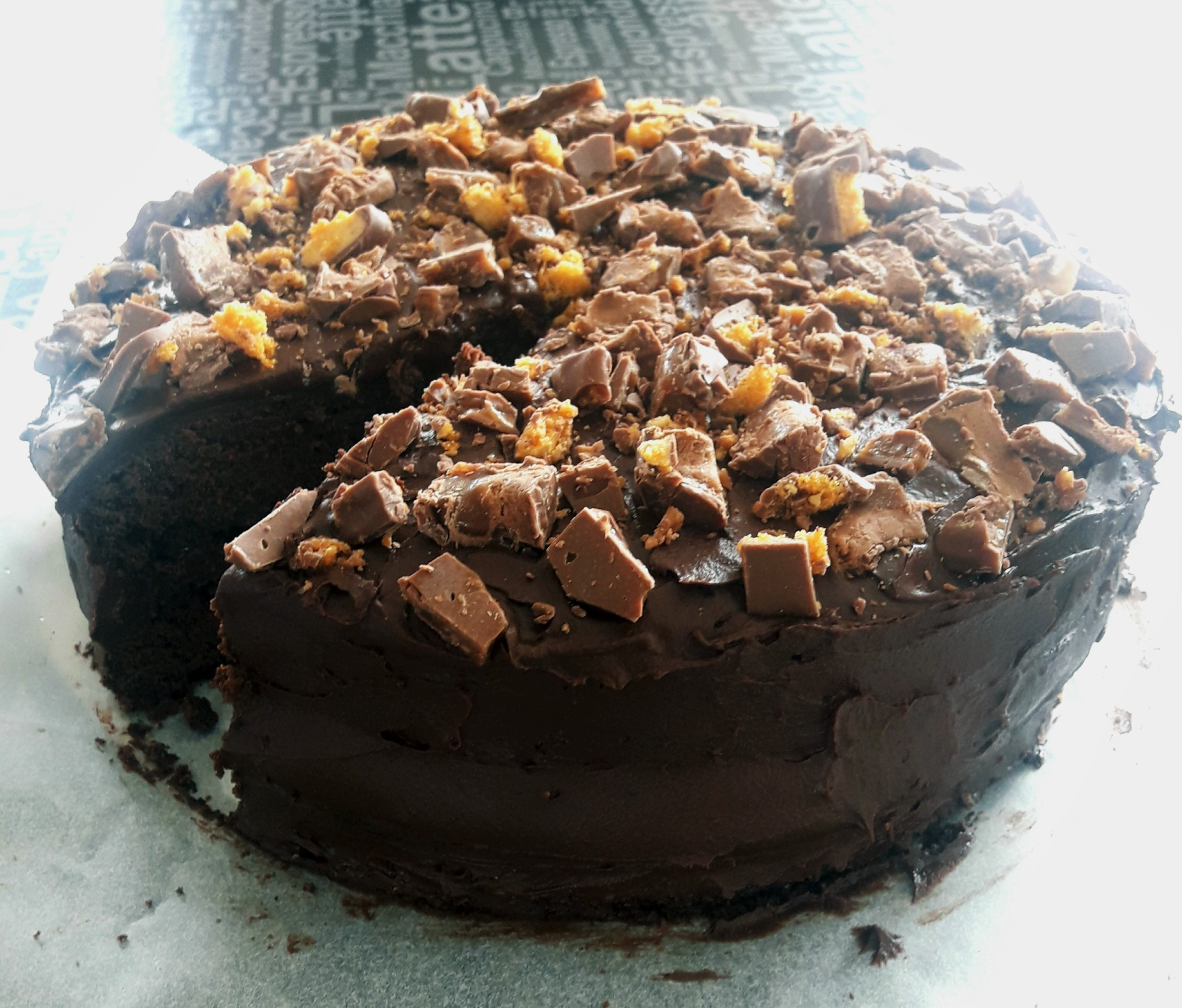 Chocolate Buttermilk Layer Cake SimonT