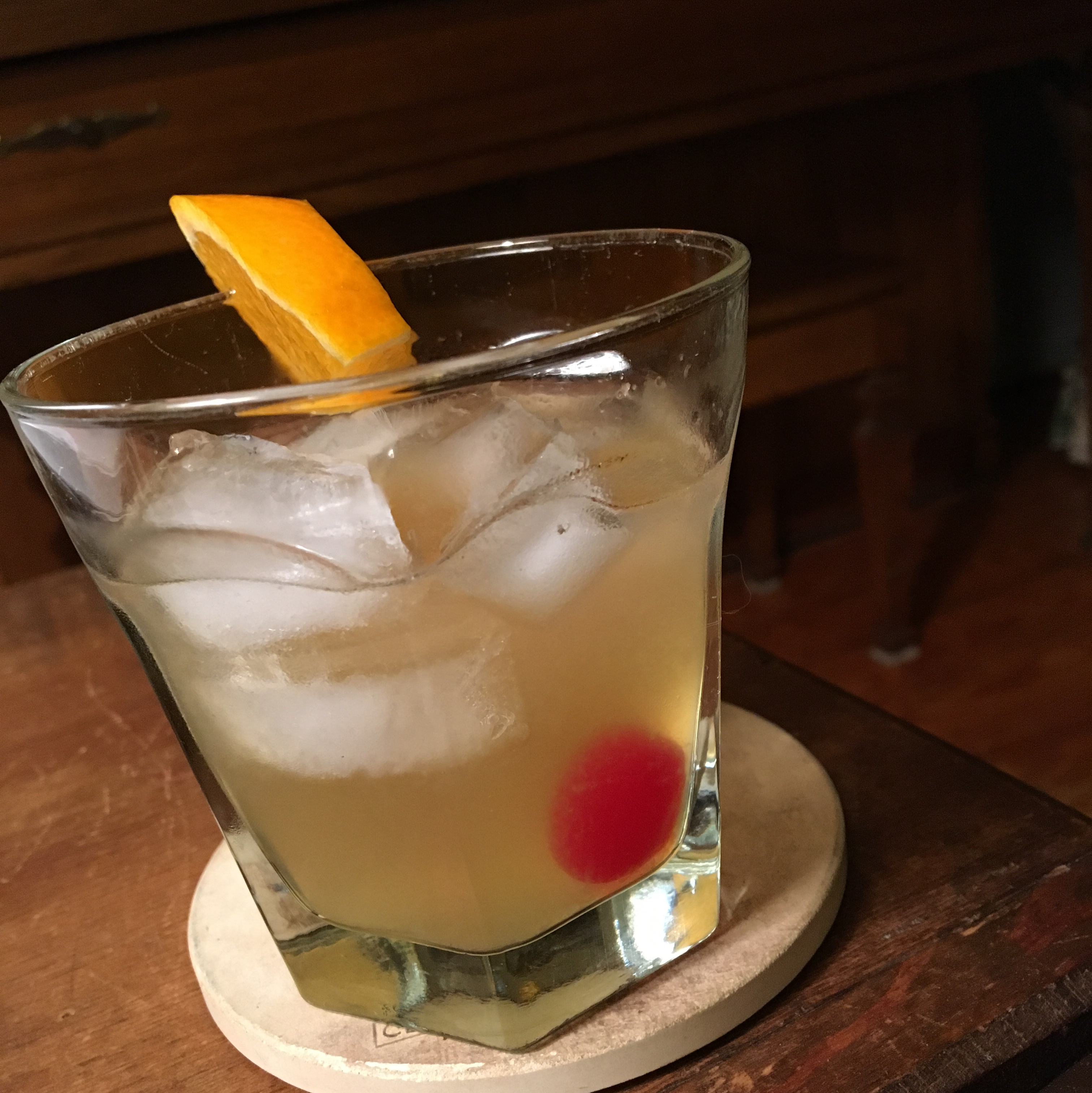 Jannell's Whiskey Sour
