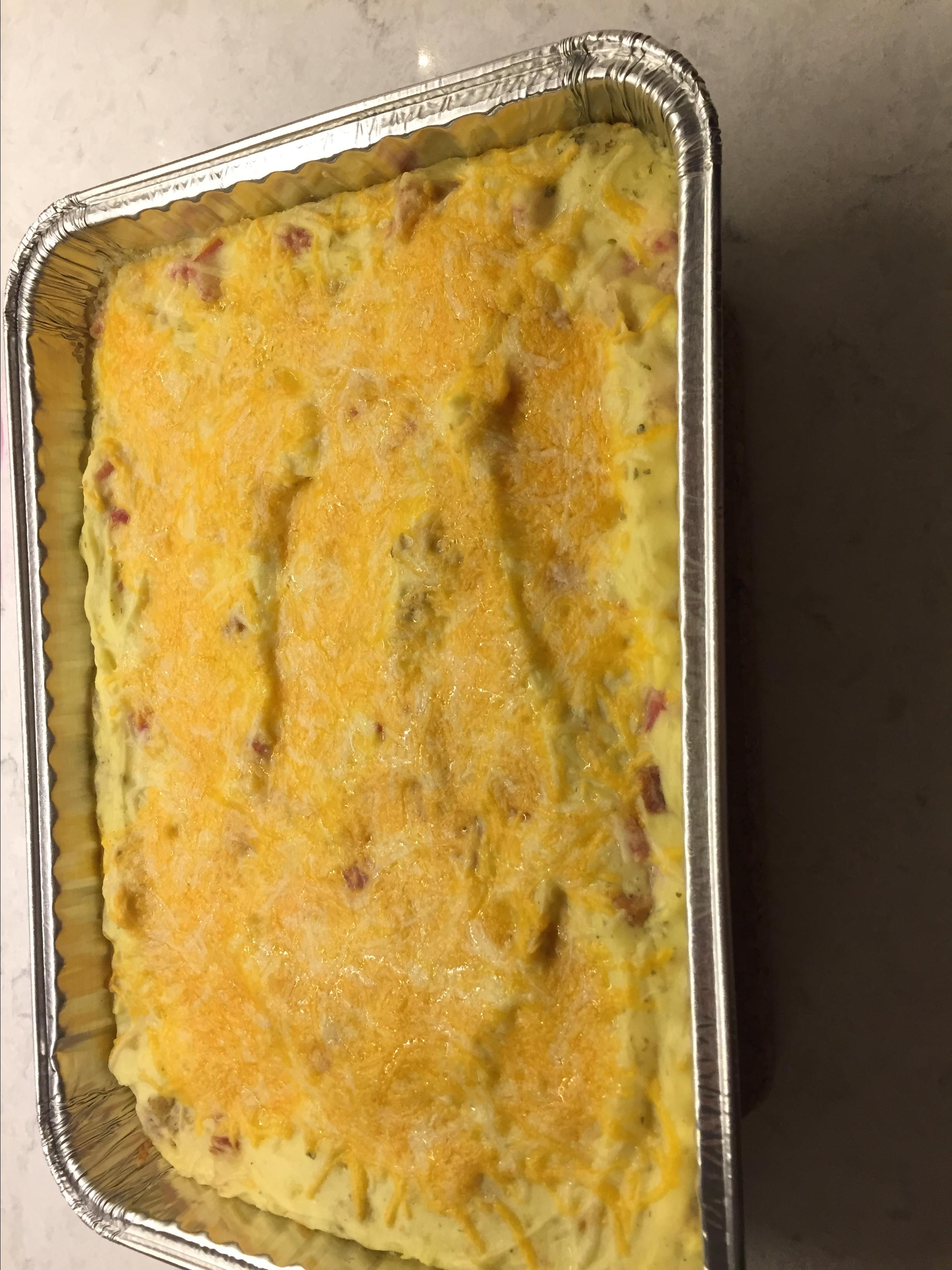 Easter Leftovers Casserole kbr825