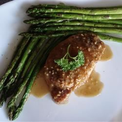 Maple-Garlic Marinated Pork Tenderloin