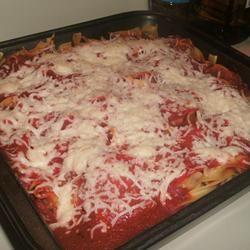 Pepperoni Pizza Bake Meghan Jean Anderson