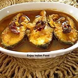 machhere jhol bengali fish curry recipe
