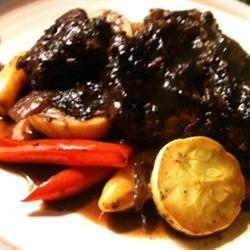 Braised Beef Short Ribs Baby Potsticker