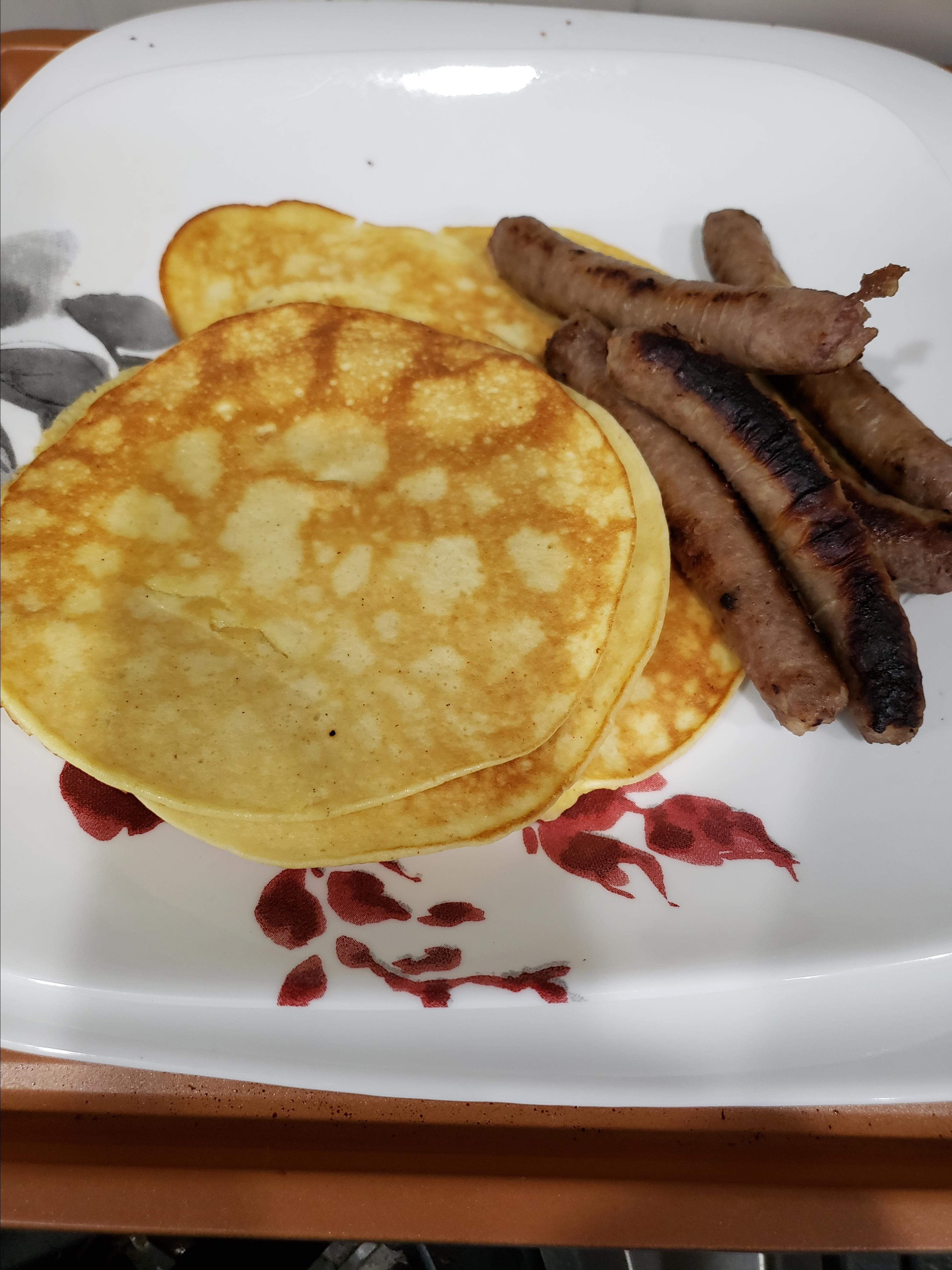 Low-Carb Pancakes or Crepes Melissa Moore