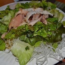 Asian Chicken Salad lovecakes