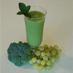 Lean Green Smoothie Sam Nemati