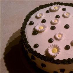 Wedding Cake Icing Elizabeth