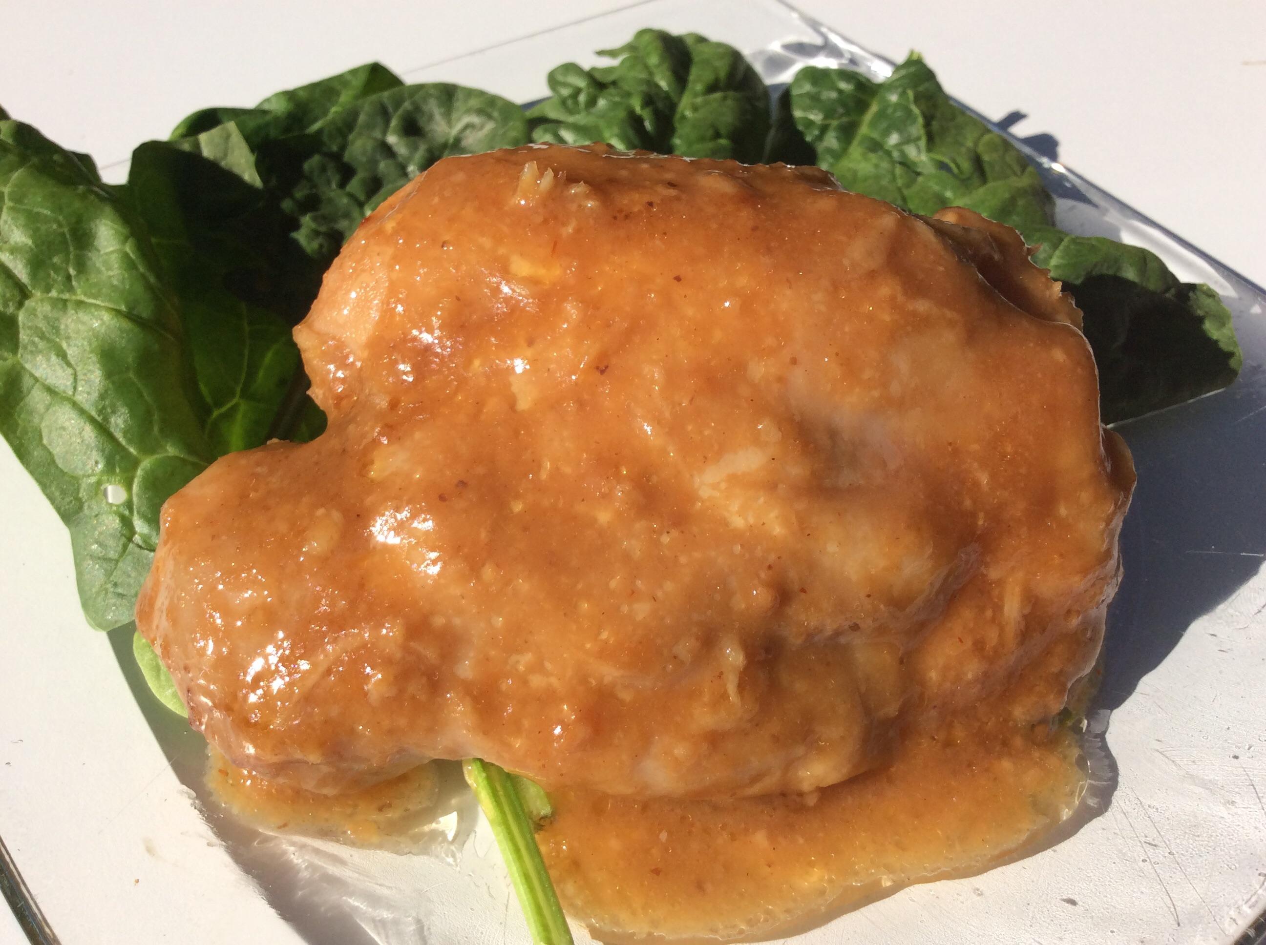 Thai Chicken Thigh Bake JW