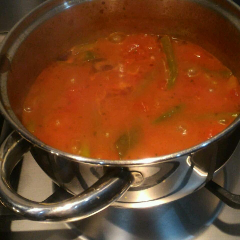 Grecian Green Beans in Tomato Sauce Lori A.