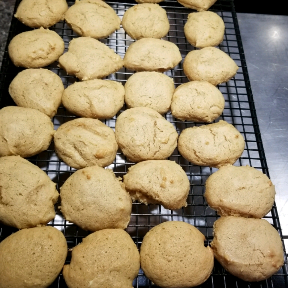 Sour Cream Cookies I Peggy B