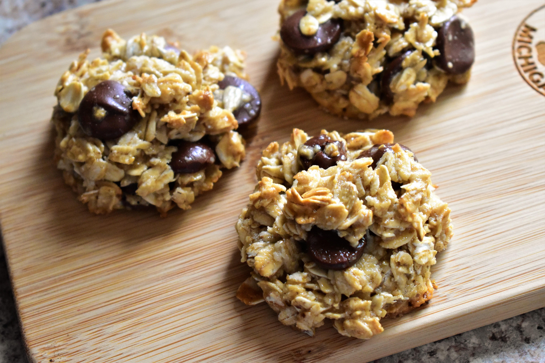 No-Butter Tahini Cookies