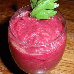 Tropical Carrot-Apple Juice sueb