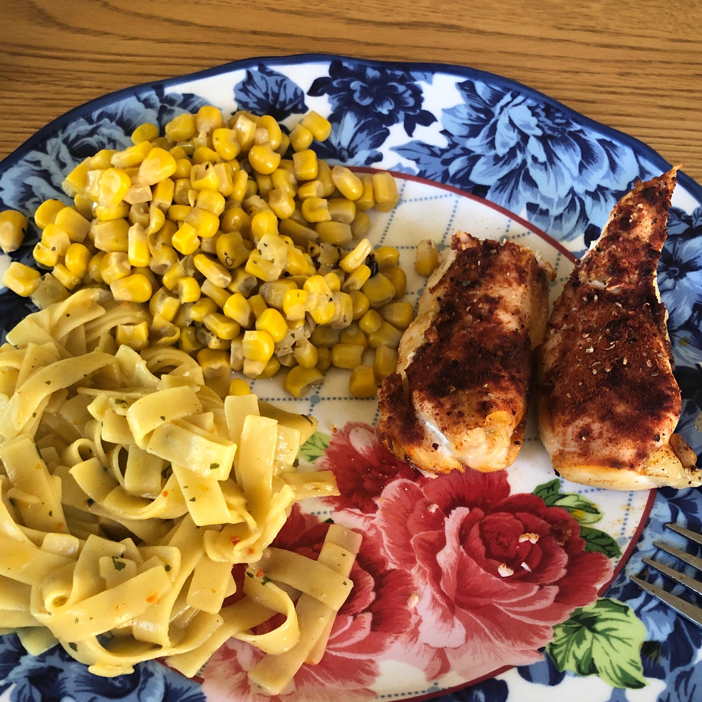 Paprika Chicken Elizabeth Hagan