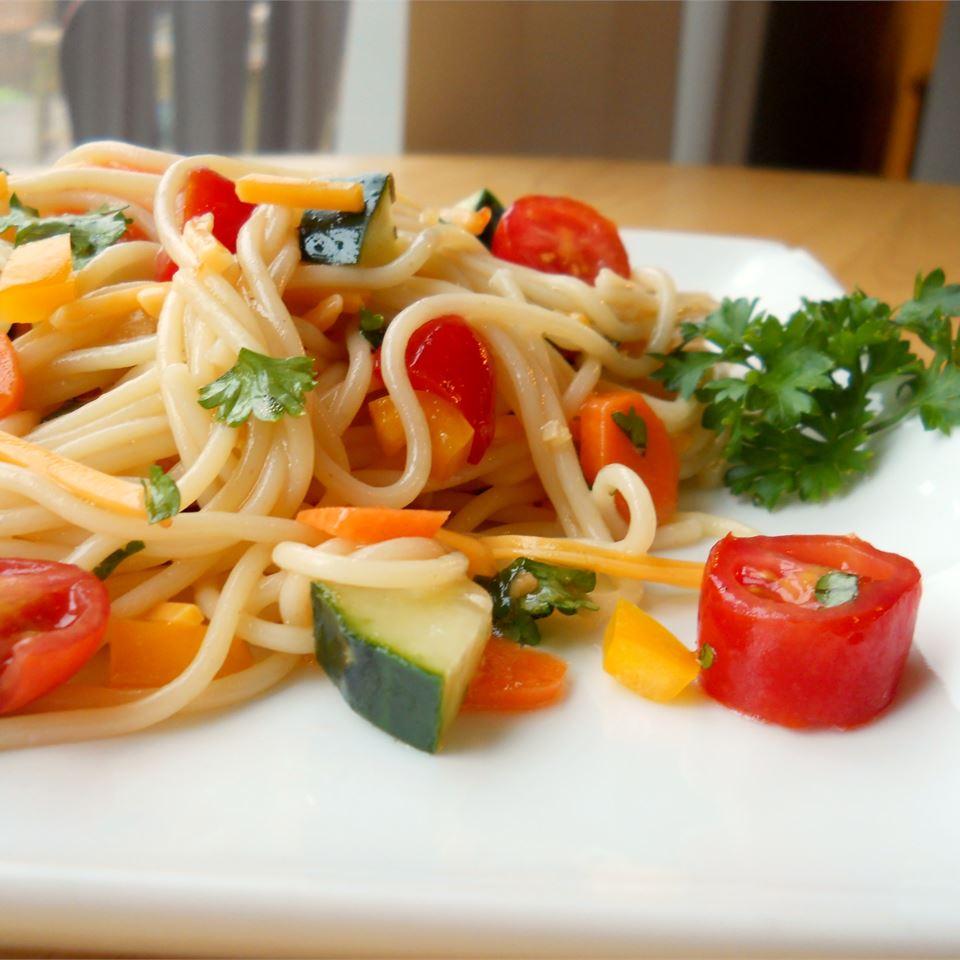 Spaghetti Salad III image