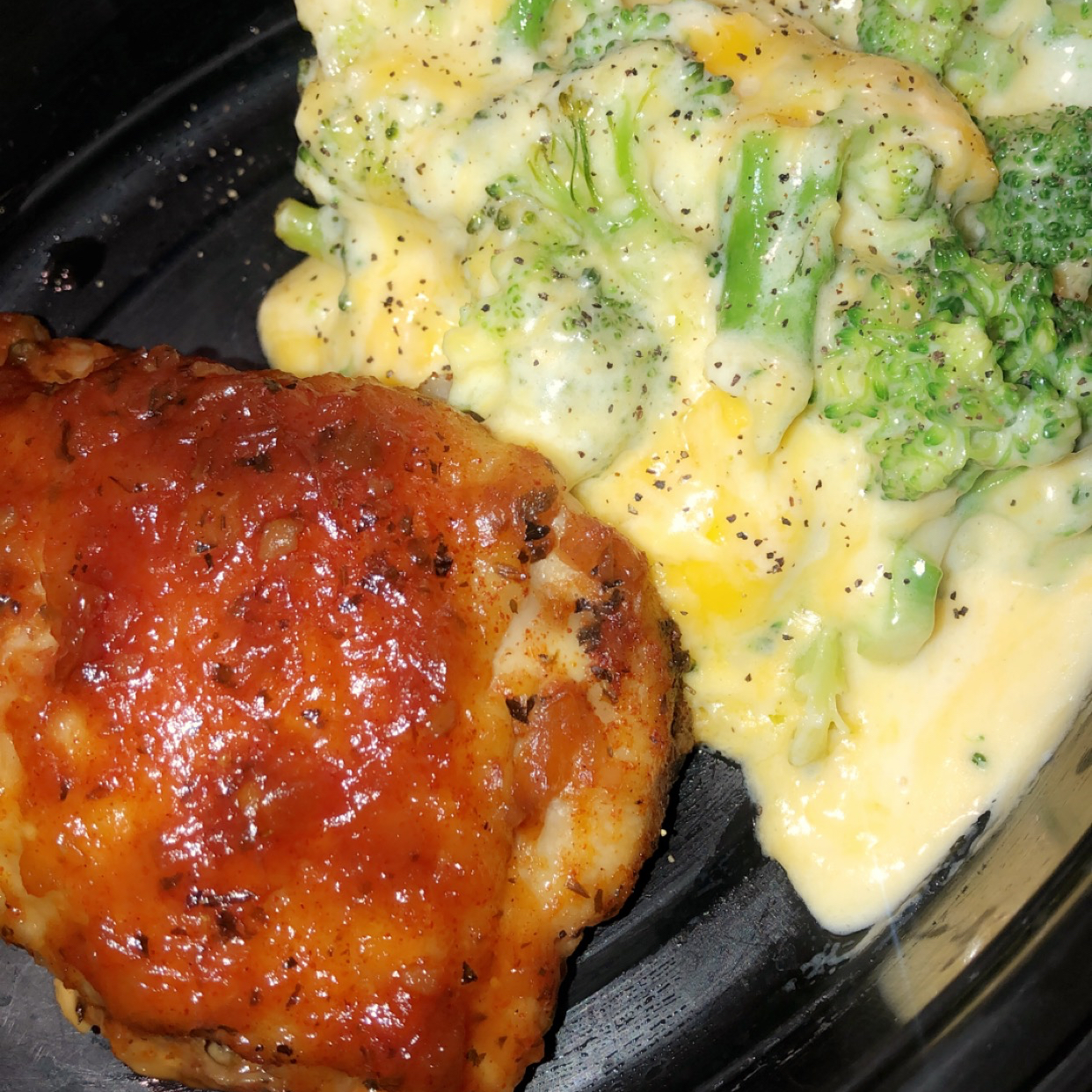Broccoli Cheese Bake scarey86