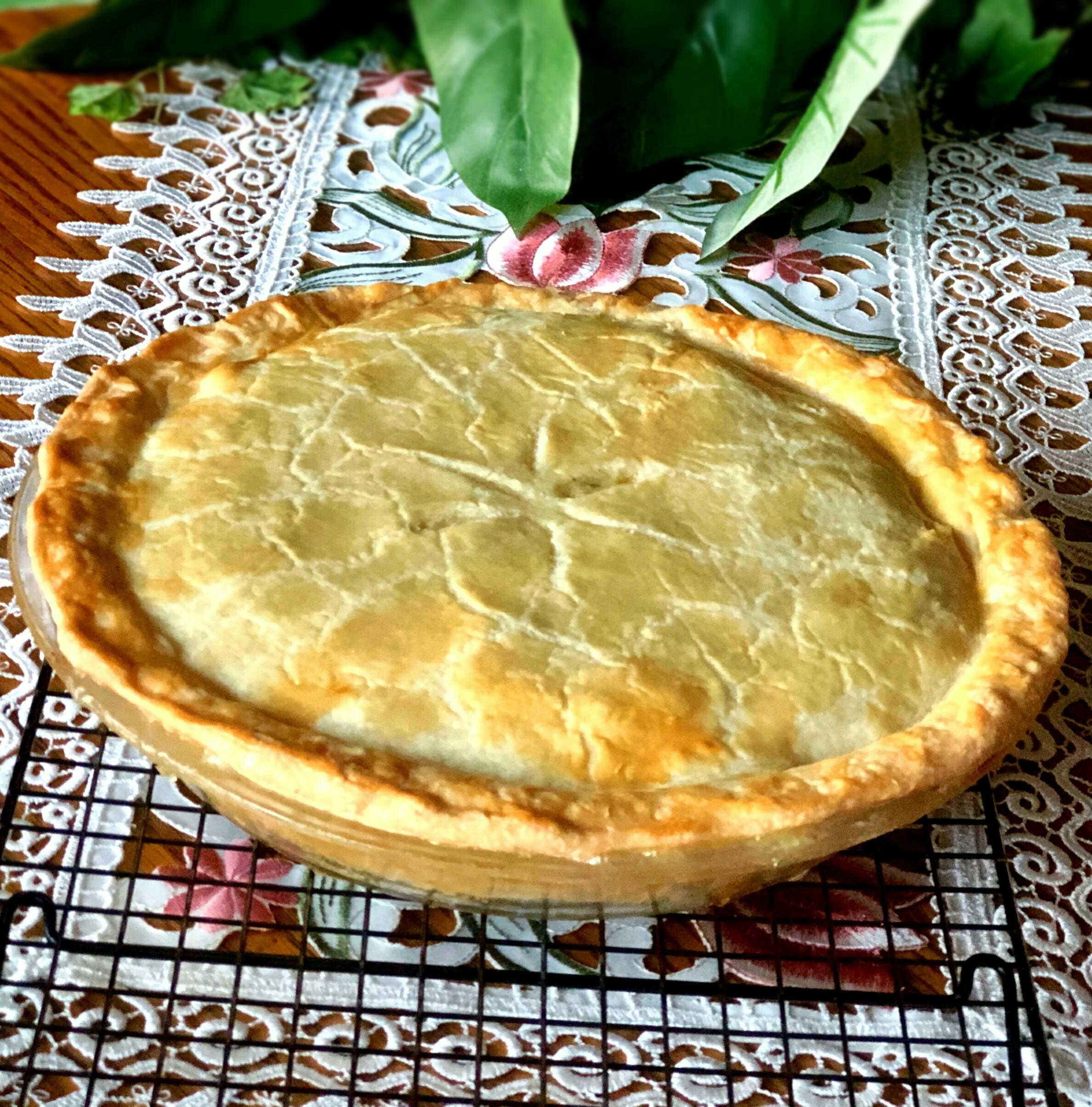 British Shortcrust Pie Pastry