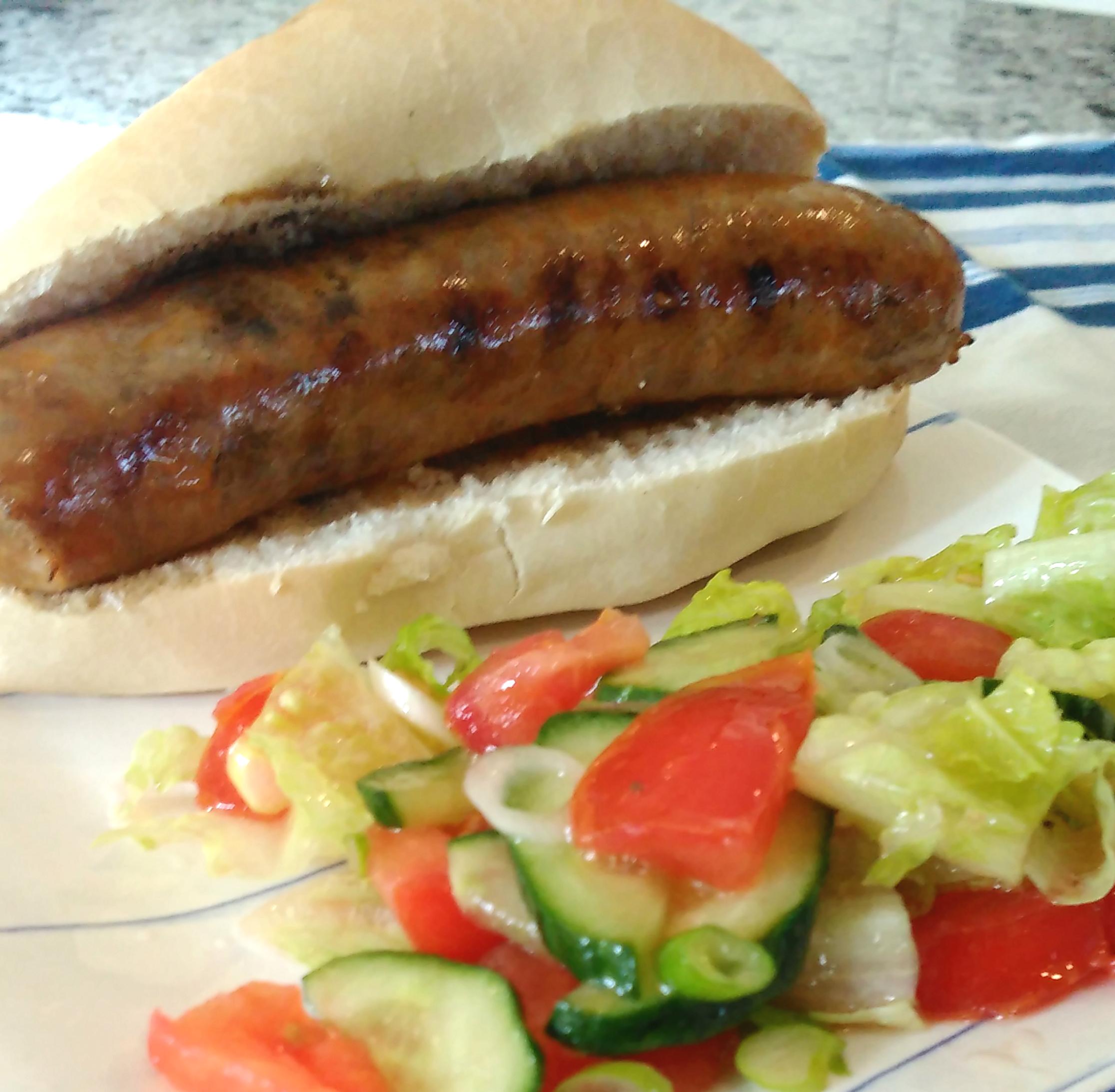 Sous Vide Italian Sausages