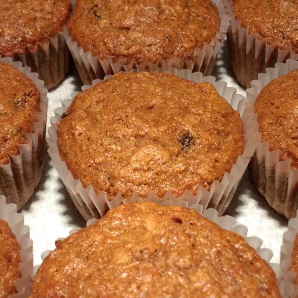 Roxie's Bran Muffins