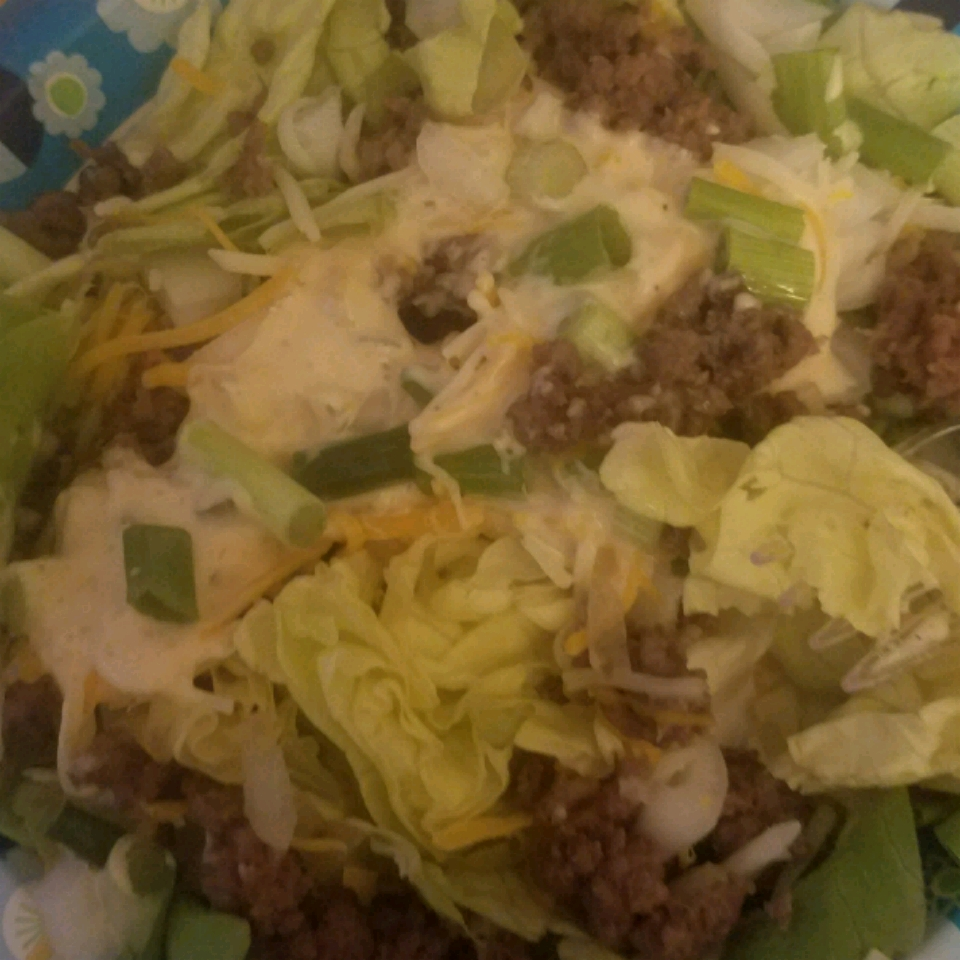 Just Like A Mac Attack Salad Mary Smith