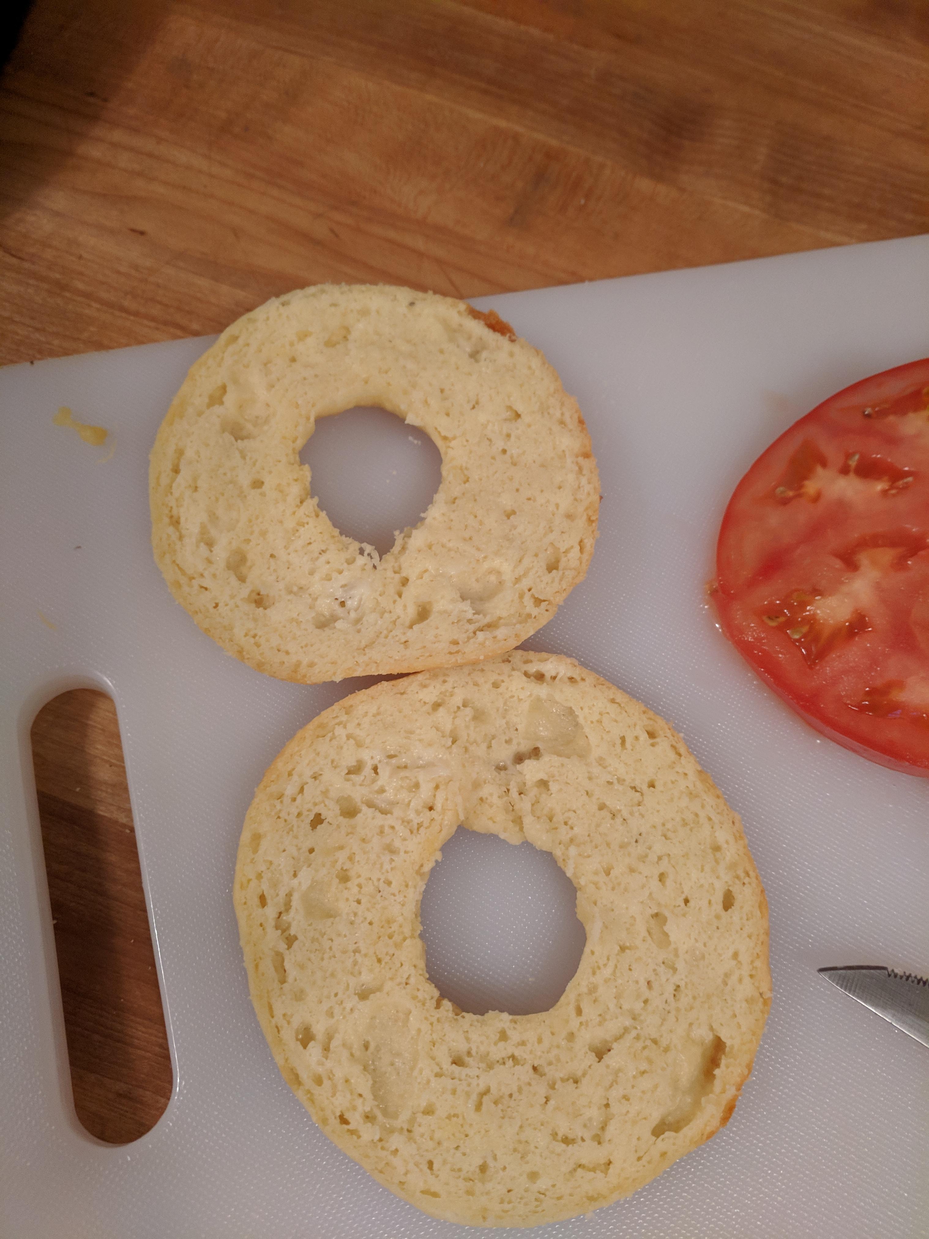 Easy Gluten-Free Bagels Elizabeth Bennett