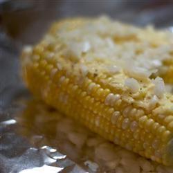 Garlic Lover's Grilled Corn Eliza G.