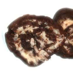 Chocolate-coconut Pinwheels Laria Tabul