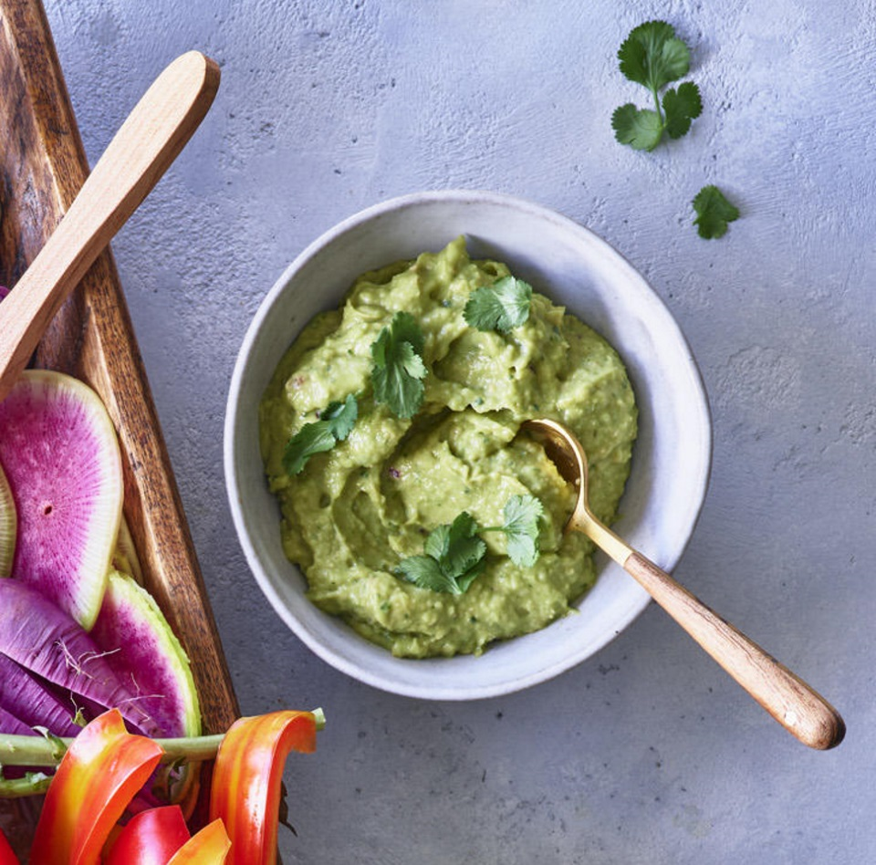 Spicy Avocado Hummus Trusted Brands